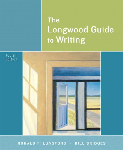 Longwood Guide to Writing  4th 2008 edition cover