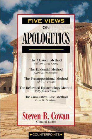 Five Views on Apologetics   2000 edition cover