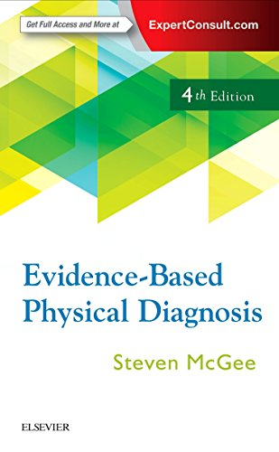 Cover art for Evidence-Based Physical Diagnosis, 4th Edition