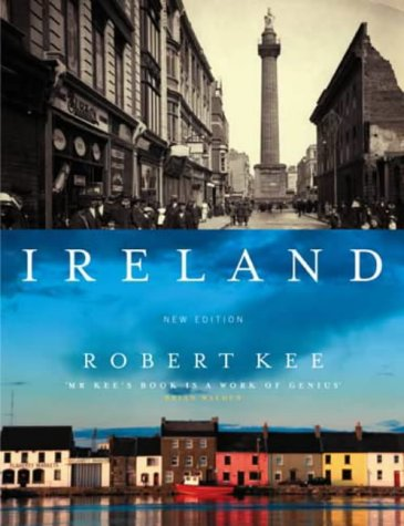 Ireland A History  2003 edition cover