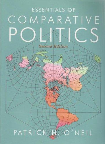 Essentials of Comparative Politics  2nd 2006 edition cover