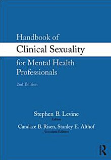 Handbook of Clinical Sexuality for Mental Health Professionals  2nd 2010 (Revised) edition cover