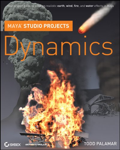 Maya Studio Projects Dynamics  2010 edition cover