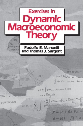 Exercises in Dynamic Macroeconomic Theory   1987 edition cover