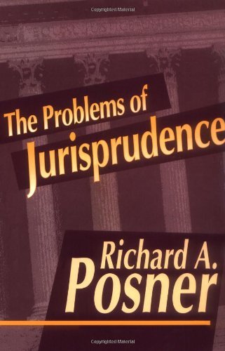 Problems of Jurisprudence   1990 edition cover