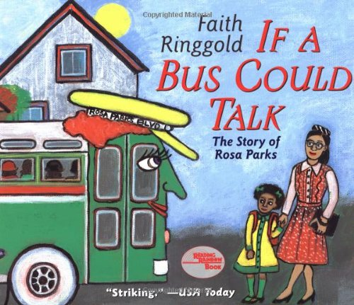 If a Bus Could Talk The Story of Rosa Parks  1999 edition cover