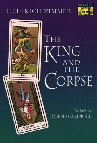 King and the Corpse Tales of the Soul's Conquest of Evil 2nd 1972 edition cover