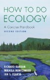 How to Do Ecology A Concise Handbook 2nd 2014 (Revised) edition cover