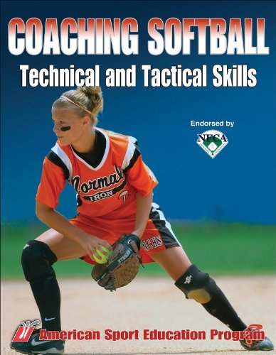 Coaching Softball Technical and Tactical Skills   2009 edition cover