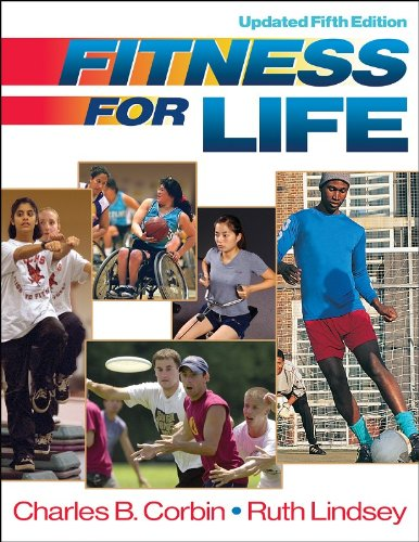Fitness for Life  5th 2007 (Revised) edition cover
