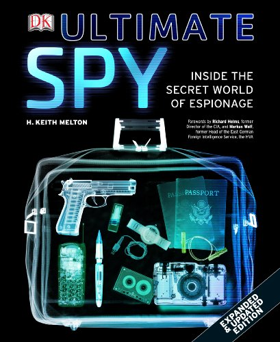 Ultimate Spy  Revised  edition cover