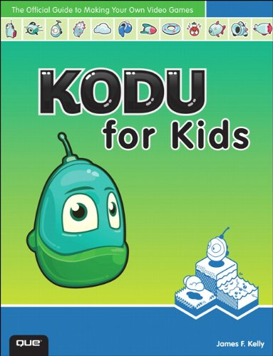 Kodu for Kids   2013 edition cover