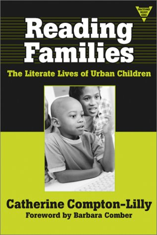 Reading Families The Literate Lives of Urban Children and Their Families  2002 edition cover