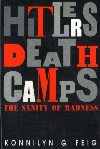 Hitler's Death Camps   1981 edition cover