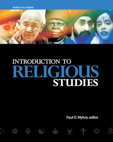 Introduction to Religious Studies  2009 edition cover