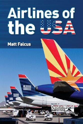 Airlines of the Usa   2013 edition cover