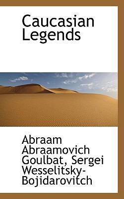Caucasian Legends:   2009 edition cover