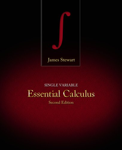 Single Variable Essential Calculus  2nd 2013 edition cover