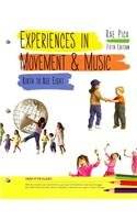 Experiences in Movement and Music  5th 2013 edition cover