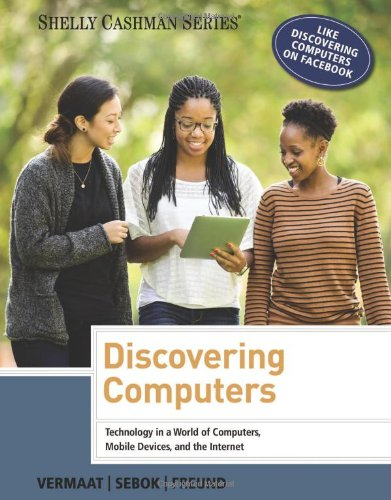 Discovering Computers 2014   2014 9781285161761 Front Cover