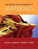 Science and Engineering of Materials  7th 9781305076761 Front Cover