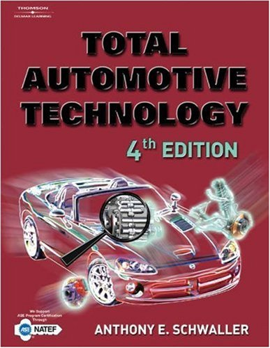 Total Automotive Technology  4th 2005 (Revised) 9781401824761 Front Cover