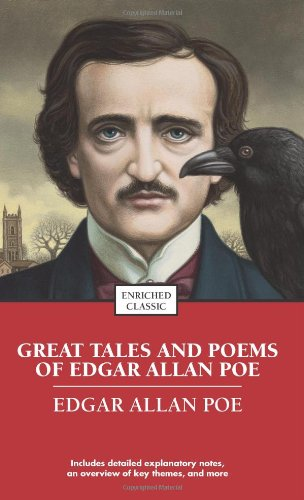 Great Tales and Poems of Edgar Allan Poe   2007 edition cover