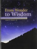 From Wonder to Wisdom An Introduction to Philosophy Through Classic Texts Revised edition cover