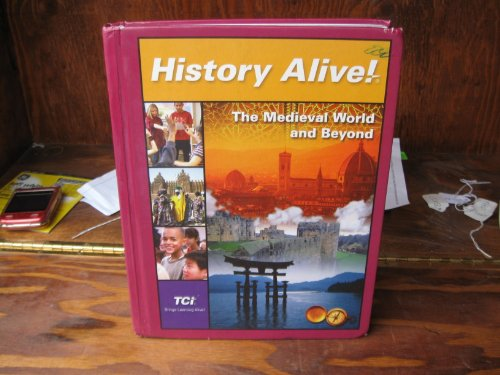 History Alive! The Medieval World and Beyond 1st edition cover