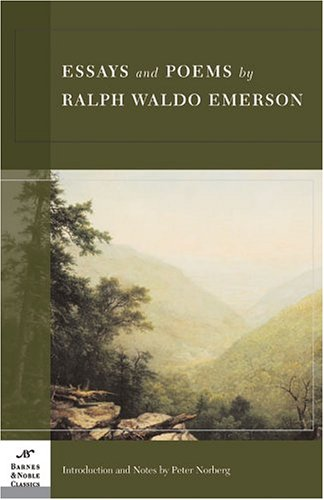 Essays and Poems by Ralph Waldo Emerson  N/A edition cover