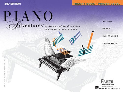 Piano Adventures, Level 1  2nd (Revised) edition cover