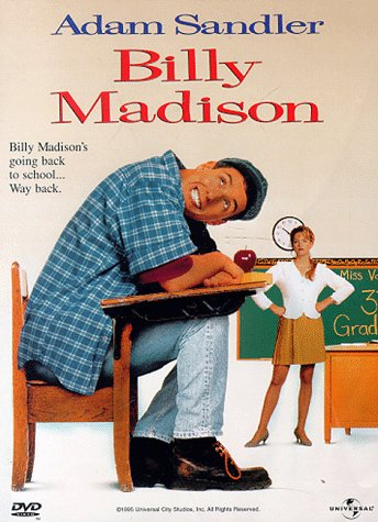 Billy Madison System.Collections.Generic.List`1[System.String] artwork