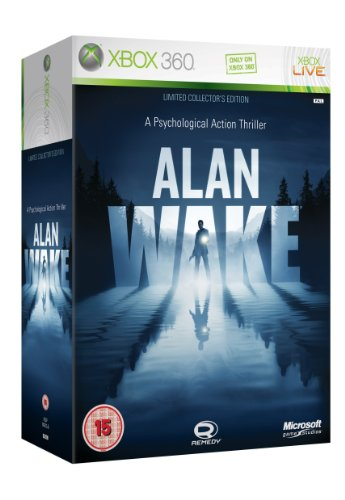 Alan Wake - Limited Edition Xbox 360 artwork
