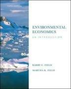 Environmental Economics  5th 2009 edition cover