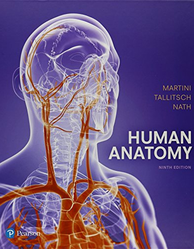 Human Anatomy:   2017 9780134320762 Front Cover