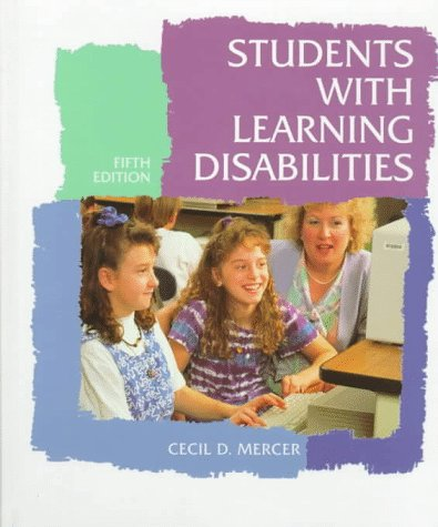 Students with Learning Disabilities  5th 1997 edition cover