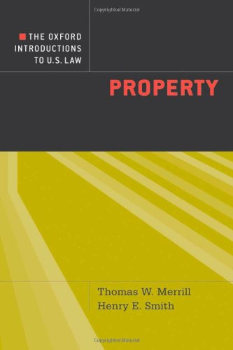 Property   2010 edition cover