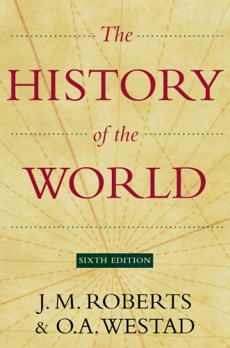 History of the World  6th 2013 edition cover
