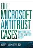 Microsoft Antitrust Cases Competition Policy for the Twenty-First Century  2014 9780262027762 Front Cover