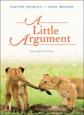 Little Argument  2nd 2013 edition cover