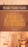 Mosby's Diagnostic and Laboratory Test Reference  12th 2014 9780323225762 Front Cover