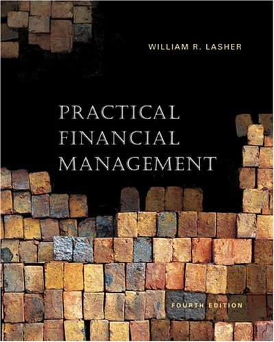 Practical Financial Management  4th 2005 edition cover