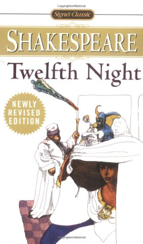 Twelfth Night Or, What You Will Revised  edition cover