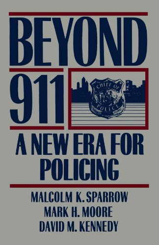 Beyond 911 A New Era for Policing Reprint  9780465006762 Front Cover