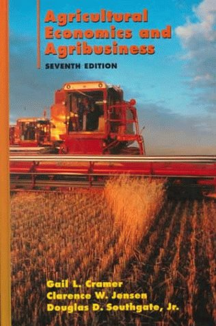 Agricultural Economics and Agribusiness  7th 1997 edition cover