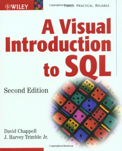 Visual Introduction to SQL  2nd 2002 (Revised) 9780471412762 Front Cover