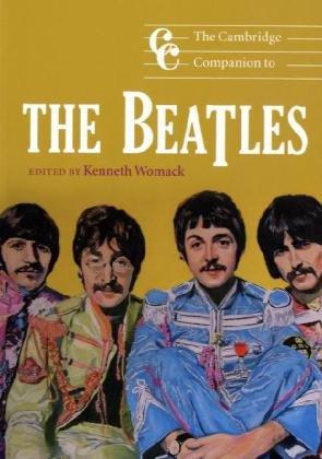 Cambridge Companion to the Beatles   2009 edition cover