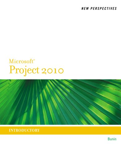 Microsoft� Project 2010, Introductory   2012 9780538746762 Front Cover