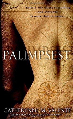 Palimpsest   2009 edition cover