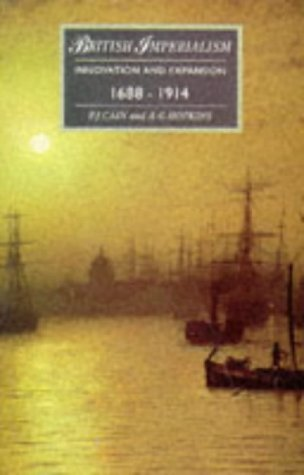 British Imperialism Innovation and Expansion, 1688-1914  1993 edition cover